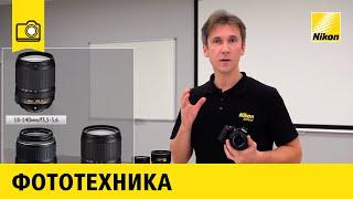 Nikon school: Штатные объективы NIKKOR