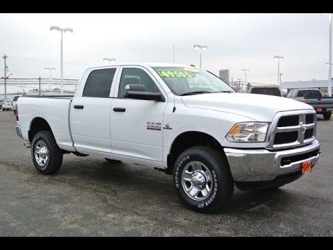 2015 Ram 2500 Tradesman Cummins For Sale Dayton Troy Piqua Sidney Ohio | 27257T - YouTube