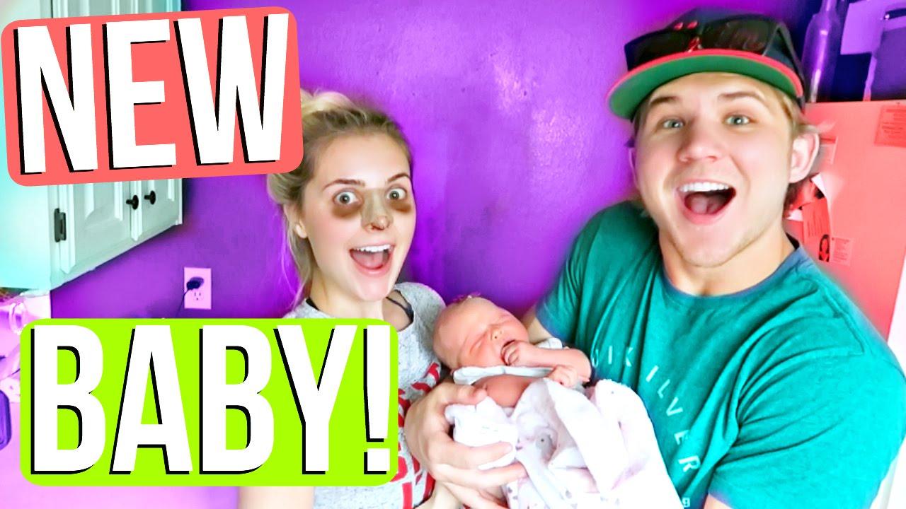 meet the new baby