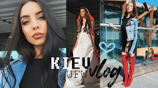 VLOG  ♡ КИЕВ |  Мы на Mercedes Benz Fashion Week
