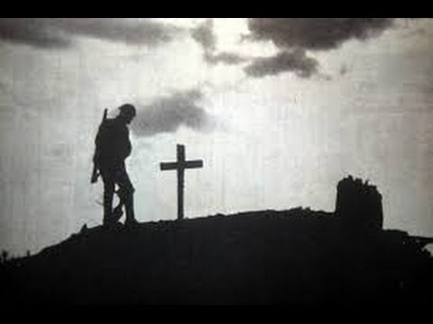 WW1 Poetry:~'The Soldier' by Rupert Brooke ~Read by Anthony Davies ~ music Oliver Wakeman