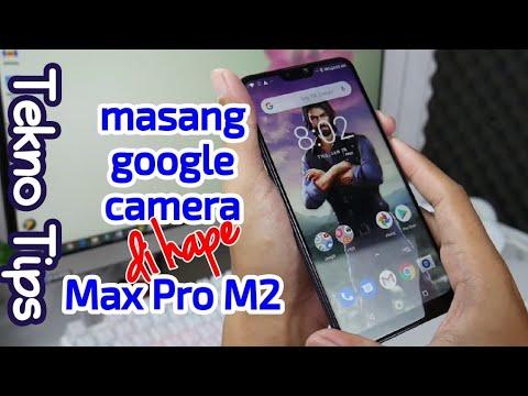 Memasang GCAM di Max Pro M2 Tanpa ROOT
