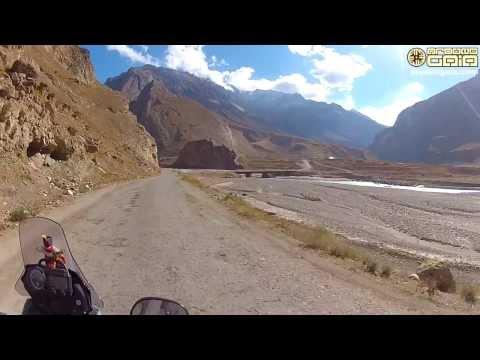 La vuelta al mundo en moto - Asia Central