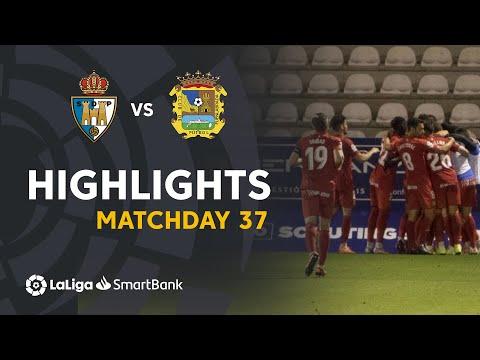 Ponferradina CF Fuenlabrada Goals And Highlights