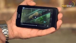 Обзор Acer Liquid Gallant Duo