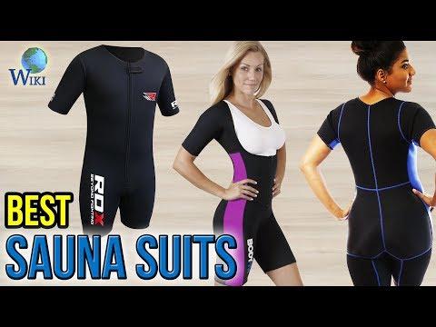 9 Best Sauna Suits 2017