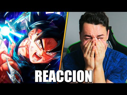 MI REACCIÓN Al FINAL De DRAGON BALL SUPER **ME EMOCIONO**