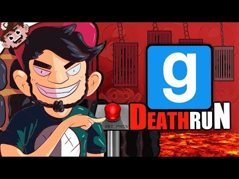 DEAL with the DEVIL! | Catch me if you Can! (Garry's Mod: DeathRun)
