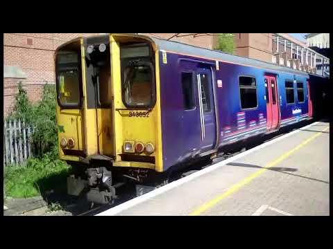 Trains @ Welwyn garden city & Stevenage 07/05/18