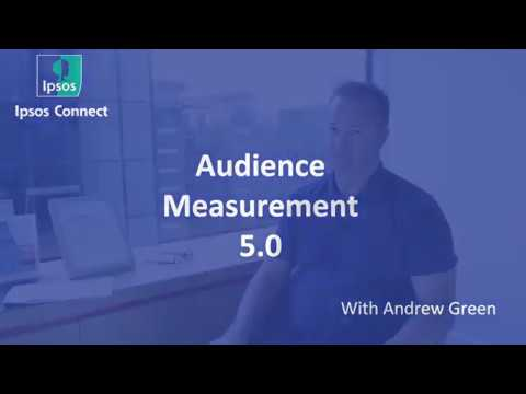 Audience Measurement 5.0 by Andrew Green