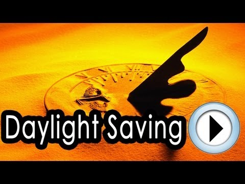 What Is Daylight Saving Time 2013 How Daylight Saving Time Affects Us What Is DST