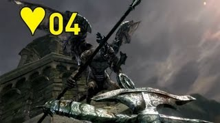 ♥ Dark Souls - #4 Gargoyles, Bells, Witches and Butterflies