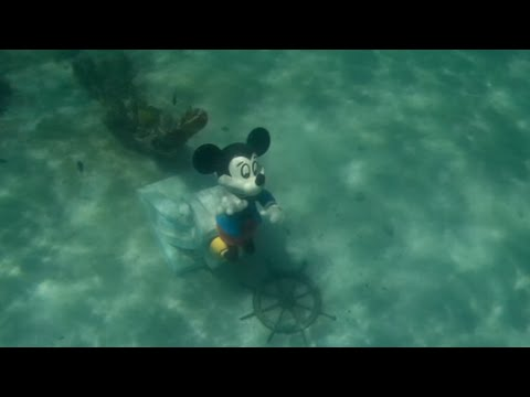 Disney Dream Cruise - Snorkeling Experience at Castaway Cay! | beingmommywithstyle