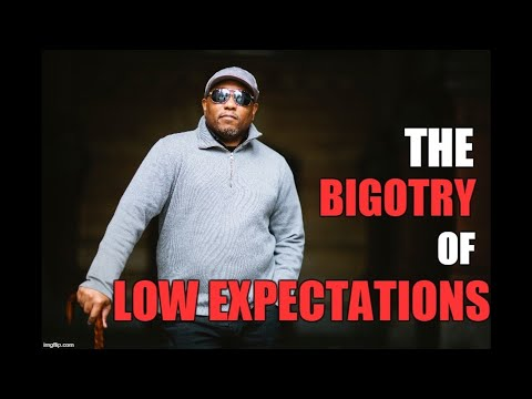 Black Gnostic's Bigotry Of Low Expectations
