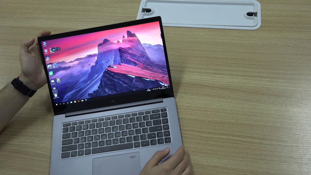 Xiaomi Mi Notebook Pro Pervyj Vzglyad Youtube