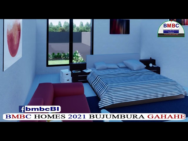 vidéo d'intérieur BMBC HOMES 2021 BUJUMBURA GAHAHE