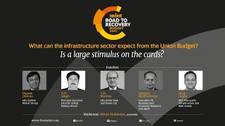 Mint Budget 2021 LIVE: Large stimulus on the cards for infrastructure sector?