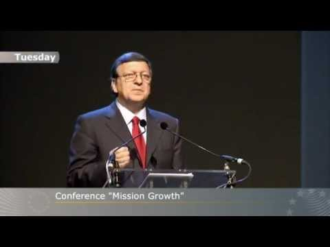 President Barroso's week 28 May - 3 June 2012 in images