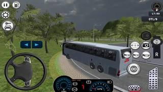 Travego Coach Driving Simulator - Top Android Gameplay