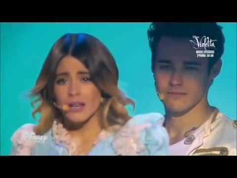 Violetta Live - Soy Mi Mejor Momento +