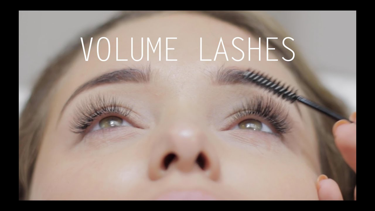 Volume LashesTechnique (3D Lashes, Russian Volume lashes) filmed and edited  by Medio