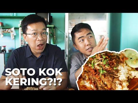 Soto Kering Delitua — Resep Unik Nikmati Soto Ayam Medan