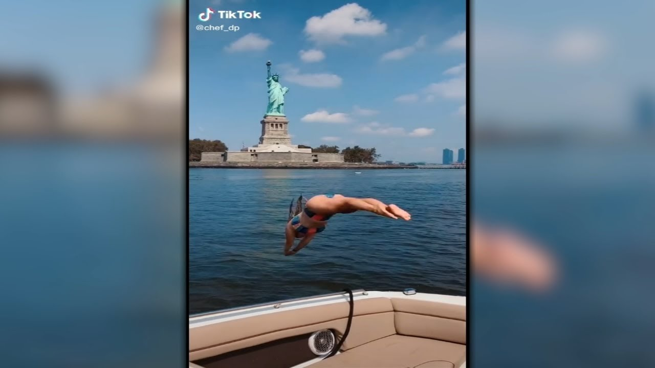 Is It Safe to Swim in Hudson River? Woman in Viral TikTok Video ...