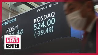 KOSPI, KOSDAQ plunge on Friday…