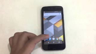 Marshmallow Android 6.0 On Android One (spice Dream Uno)