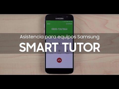 Smart Tutor - Asistencia para equipos Samsung