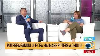 Anatol Basarab, despre puterea gândului, la Voi cu Voicu. Cum să atragem lucrurile pozitive