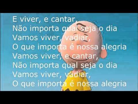 Charlie Brown - Céu Azul Karaoke