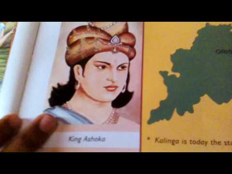 Illustrated history of India Book review in HINDI!