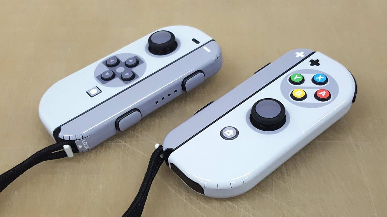 Image result for nintendo switch joycon custom super nintendo