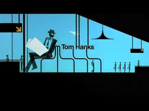Catch Me If You Can (opening credits)