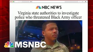 Wes Moore: It Is Absolutely Infuriating Looking At This Video | Morning Joe | MSNBC