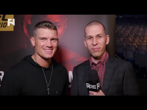 UFC 210: Stephen Thompson Reflects on Tyron Woodley Loss, Tornado Interview