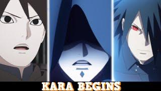 FINALLY KARA BEGINS!!! Boruto: Naruto Next Generations Episode 157: Kara's Footprints