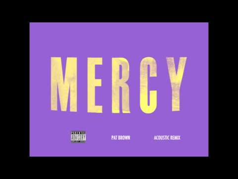 Kanye West  Mercy ft Big Sean, Pusha T & 2 Chainz ACOUSTIC REMIX  PAT BROWN