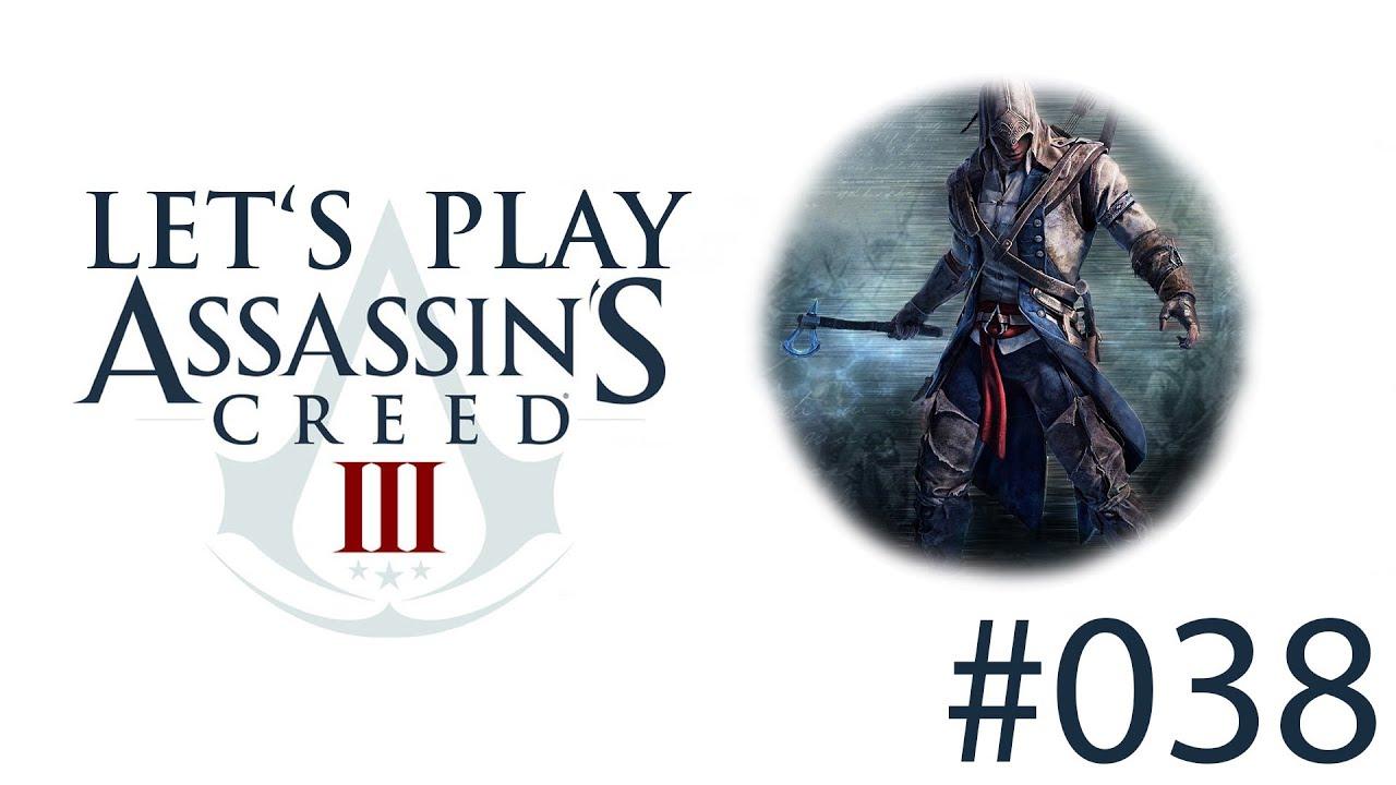 Let's Play Assassin's Creed 3 #038 - Gefangen [PS3|HD] [Deutsch]