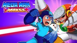 We Play Your MegaMAN Maker Levels LIVE! #35