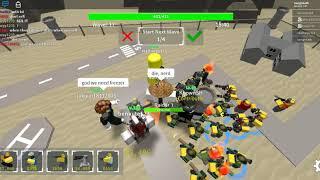 Roblox Tower Defense Simulator - Area 51 Event Triumph !