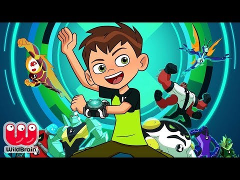 BEN 10 LIVE Official App Game Gameplay Online Free Download Live Action iOS Best Apps for Kids! - 동영상