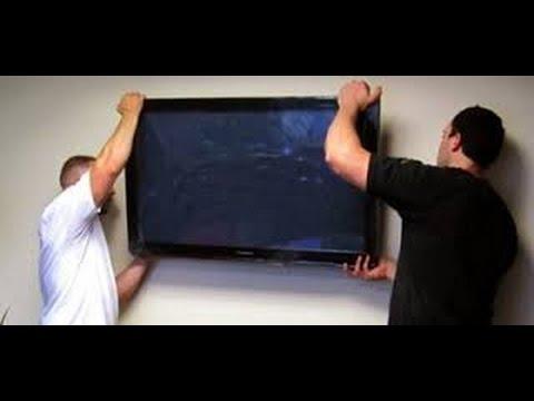 Как выбрать кронштейн для телевизора.Какое настенное крепление для телевизора должно быть!
