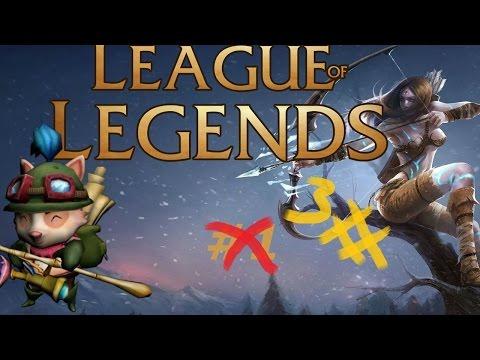 League of Legends #3 - EPIC EXECUTIONS!!