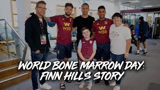 World Marrow Donor Day: Finn Hill