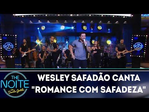 Wesley Safadão canta