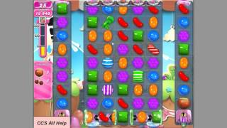 Candy Crush Saga level 726 NO BOOSTERS