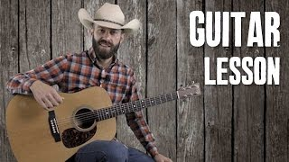 Classic Country and Bluegrass Strumming Patterns - Guitar Lesson Series Overview