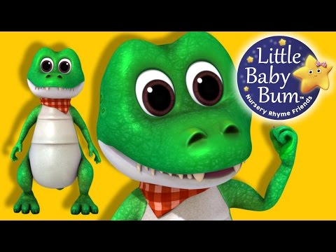 Crocodile Song | Nursery Rhymes | Original Song by LittleBabyBum!